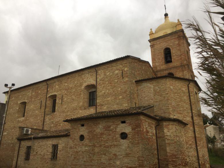 Parrocchia di Santa Maria de Cryptis in Chieti